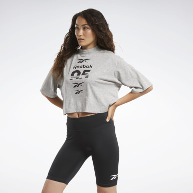Camiseta MYT Graphic Gris Mujer Dance