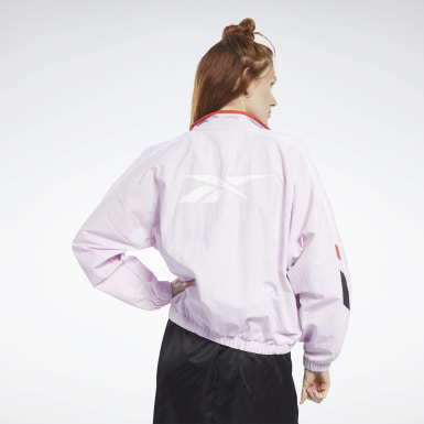 Women Training Pink Meet You There Jacket