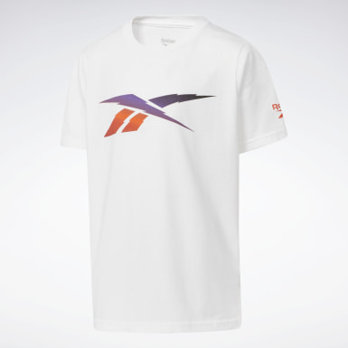 Kids Training Reebok Zig Crew Tee