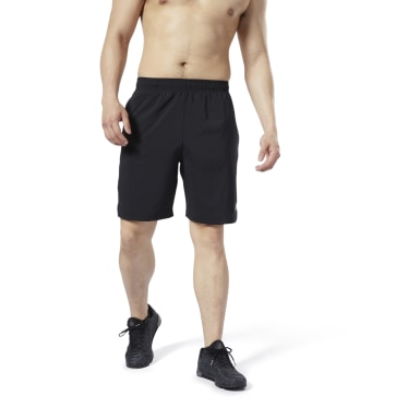 Workout Ready Woven Shorts