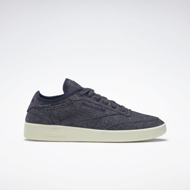 Classics Club C Wool & Corn Shoes Blau