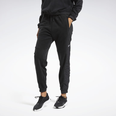 Women Outdoor Black MYT Warm-up Joggers