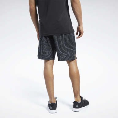 Short Speed Nero Uomo HIIT