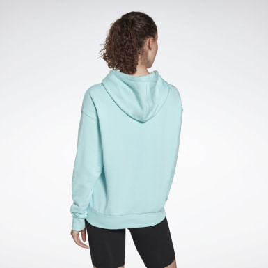 Frauen Fitness & Training Reebok Identity Logo French Terry Hoodie