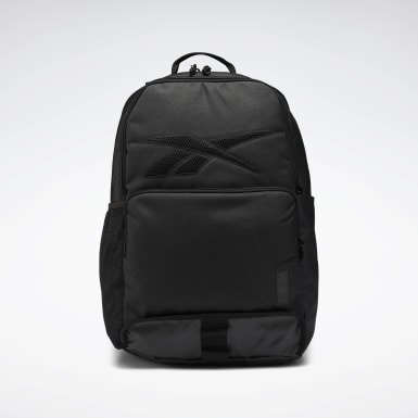 Cross Training Black Active Enhanced Backpack Large