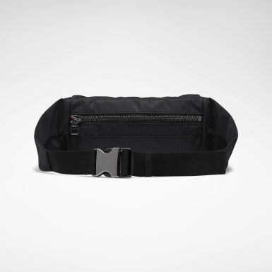 Women Classics Black RBK VB Money Belt