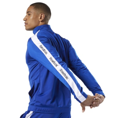 Bluza Training Essentials Linear Logo Track