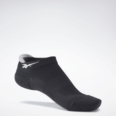 Women Classics Black VB Running Socks