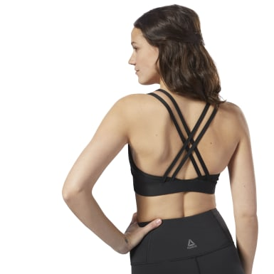 Top Deportivo De Soporte Medio Hero Strappy Bra