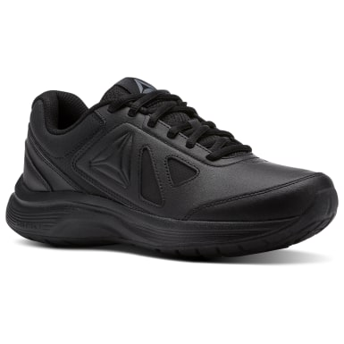 Women Walking Black Reebok Walk Ultra 6 DMX Max