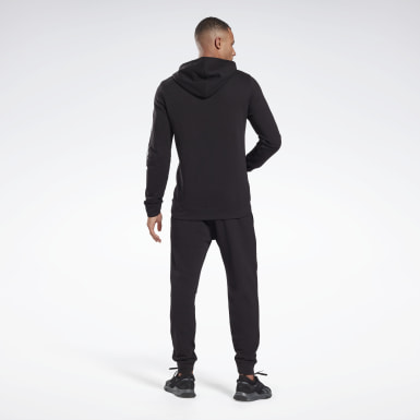 Männer Fitness & Training Training Essentials Vector Track Suit Schwarz