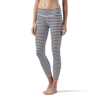 Striped 7/8 Legging