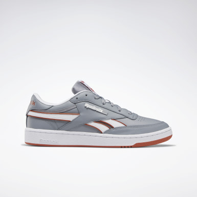 Men Classics Grey Club C Revenge Plus Men's Shoes