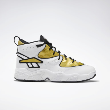 Classics Gold Avant Guard Basketball Shoes