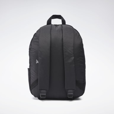 Fitness & Training Linear Logo Backpack Schwarz
