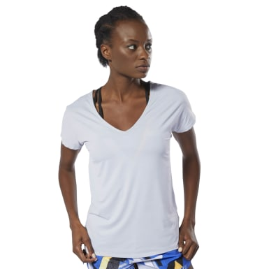 Women Training Grey ACTIVCHILL Tee