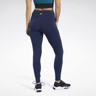 Leggings Training Essentials Linear Logo