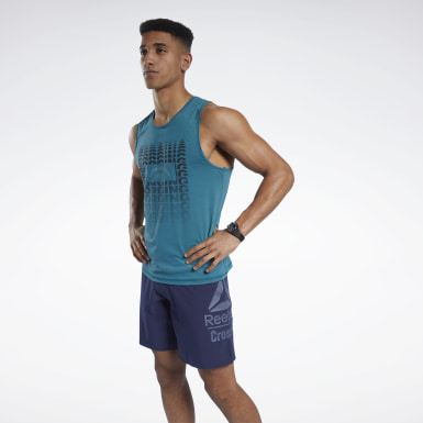 Men Training Reebok CrossFit® ACTIVCHILL Tank Top