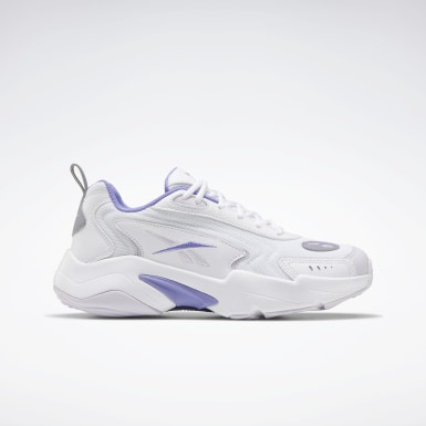 Women Classics White Reebok Vector Runner Shoes