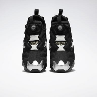 Classics Black Instapump Fury Original Men's Shoes