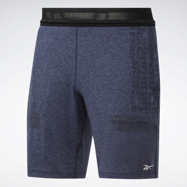 United By Fitness 8-Inch MyoKnit Seamless Shorts