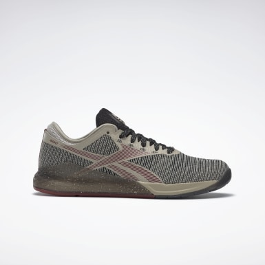 Men Cross Training Beige Nano 9.0 Shoes
