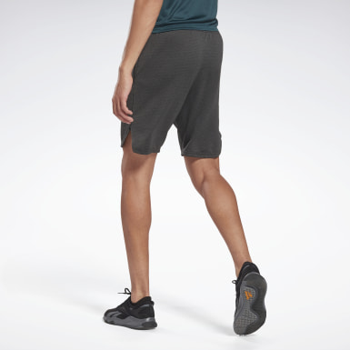 Workout Ready Mélange Shorts Noir Hommes Fitness & Training