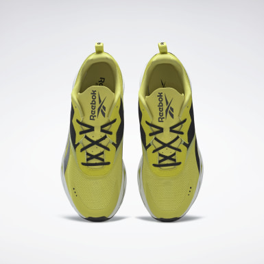 Lifestyle Yellow Zig Elusion Energy Shoes