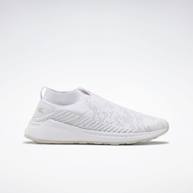 Zapatillas Ever Road Dmx 2.0 Slip-On Blanco Mujer Caminar