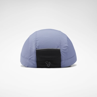 Running Purple Running Performance Cap