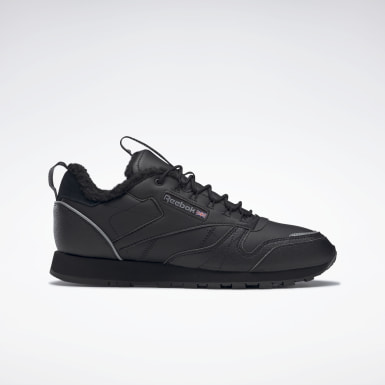 Classics Classic Leather Shoes Schwarz