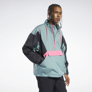 Classics Green Classics Trail Windbreaker