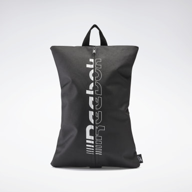 Fitness & Training Cross-Shoulder Bag Schwarz