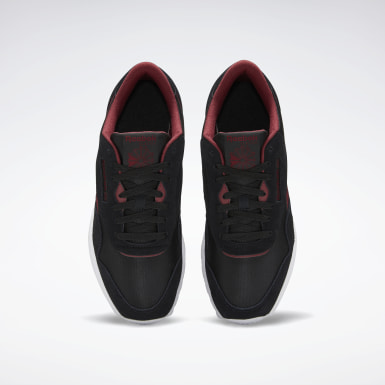 Men Classics Black Classic Nylon Shoes