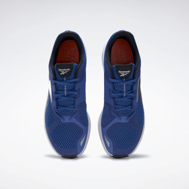 Men Running Blue Reebok Endless Road 2 Men's Running Shoes