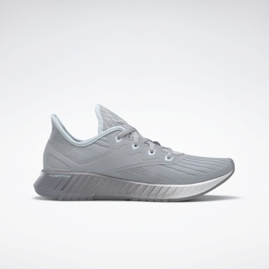 Women Running Grey Flashfilm 2 Women's Running Shoes