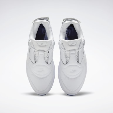 Classics White Answer V Low Shoes