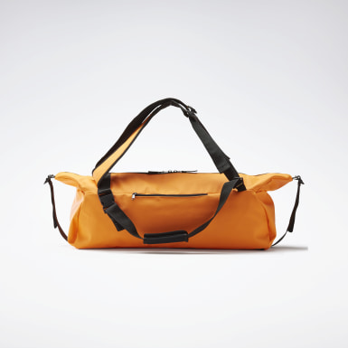 Fitness & Training Active Enhanced Convertible Grip Bag Orange