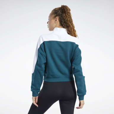 Women Classics Green Classics Turtleneck