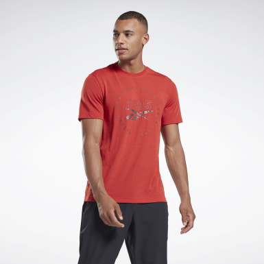 Camiseta Graphic Series Speedwick Homem Fitness & Training