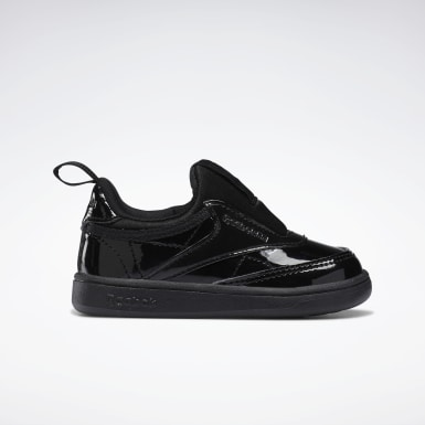 Scarpe Club C Cardi Slip on III Nero Infants Classics