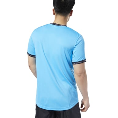 Men Classics Blue Classics Advance Tee