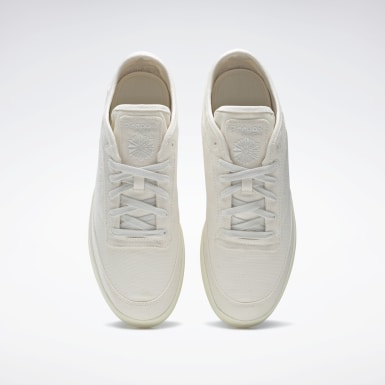 Classics White Club C Cotton & Corn Shoes