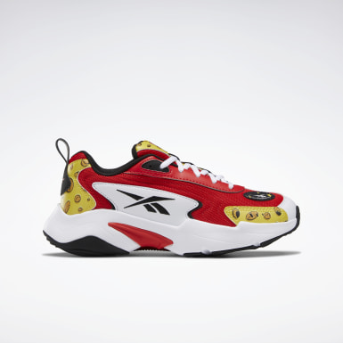 Frauen Classics Tom and Jerry  Vector Runner Shoes Rot