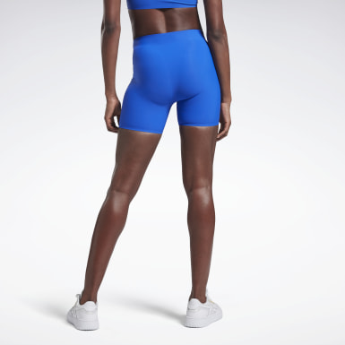Dames Yoga Blauw VB Buffer 3.0 Short