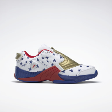 белый Кроссовки Reebok Atmos Answer V Basketball
