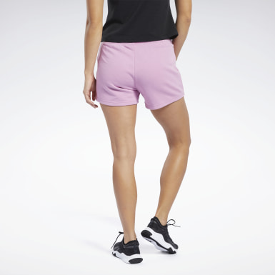 Dames Fitness & Training Training Essentials Linear Logo Short