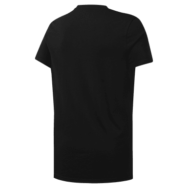 Playera Elements Classic Negro Hombre Fitness & Training