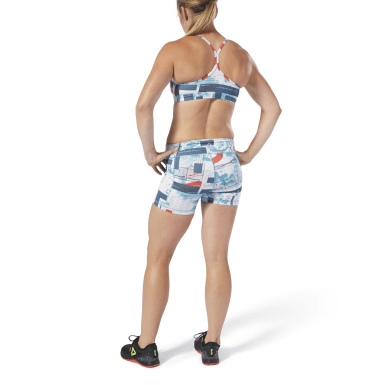 Reebok CrossFit® Lux Science Bootie Shorts