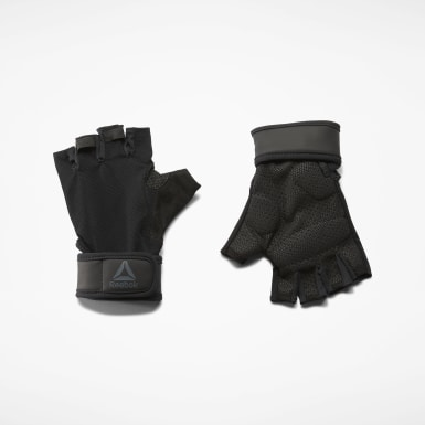 Training Black Wrist Gloves